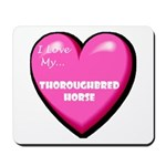 Thoroughbred Horse Mousepad