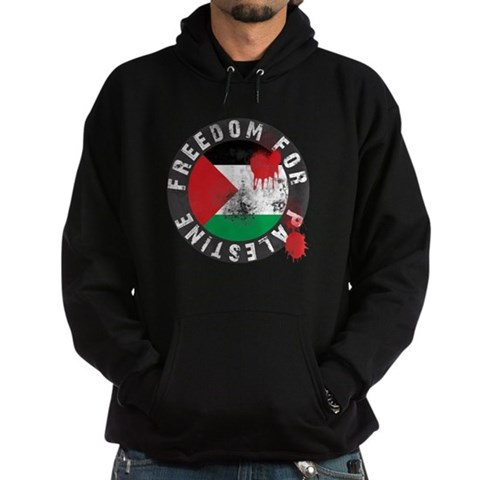Product Image of Freedom for PALESTINE 2011 Hoodie (dark)