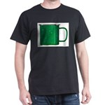 Green Tin Cup T-Shirt