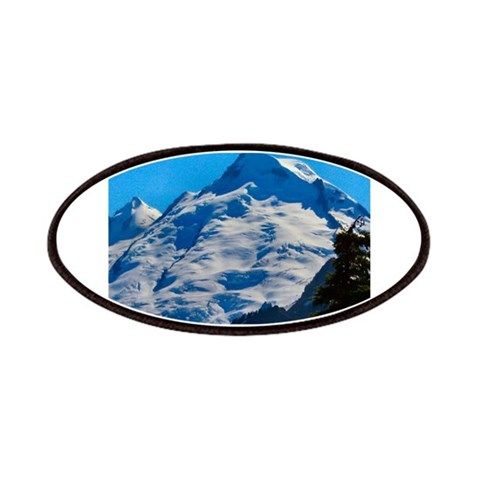 Artist Point Mt. Baker  Nature Patches by CafePress