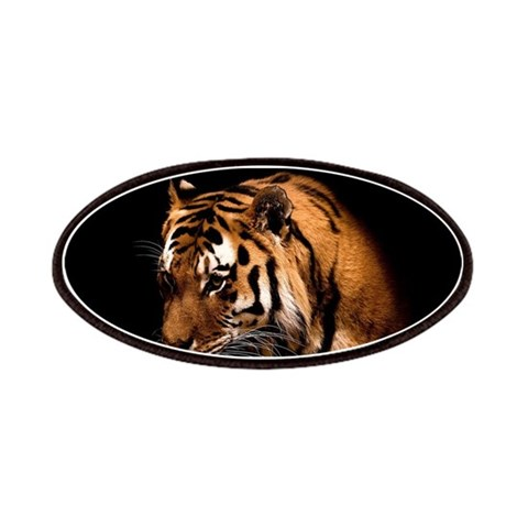 Bengal Tiger  Animal Patches by CafePress