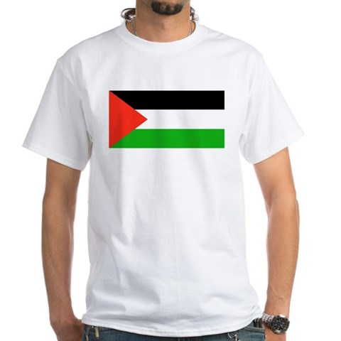 Product Image of Palestine - White T-Shirt