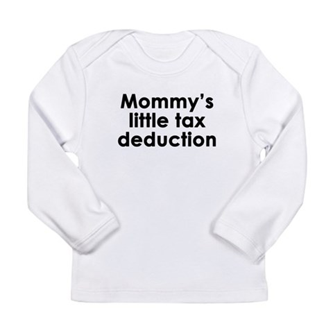 baby  Baby shower Long Sleeve Infant T-Shirt by CafePress