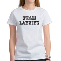 Team Lansing Women's T-Shirt