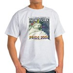 New York Pride, 2006 | Gay Pride T-shirt