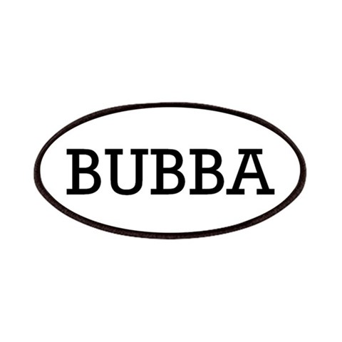 Bubba  Pets Patches by CafePress