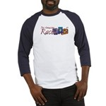 Amazing Race Baseball Tee