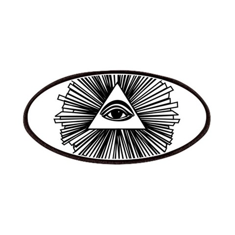 All seeing eye  Masonic Patches by CafePress