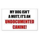 Undocumented Canine
