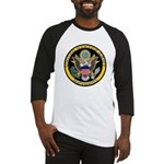 US Army Retired Eagle Baseball Jersey