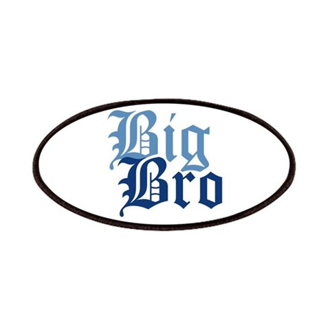Big Bro  Baby Patches by CafePress