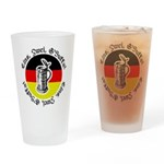 Oktoberfest Bier Drinking Glass