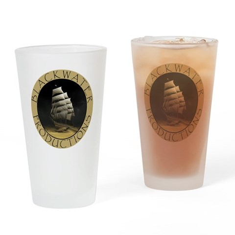 Blackwater  Cupsthermosreviewcomplete Drinking Glass by CafePress