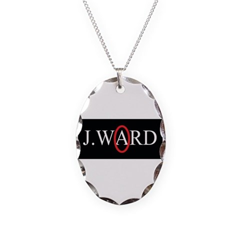 J Ward Close to your Heart   Necklace Oval Charm by CafePress