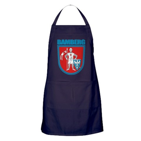 Bamberg  German Apron dark by CafePress