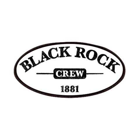 Black Rock Crew  Losttv Patches by CafePress