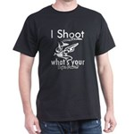 I Shoot Dark T-Shirt