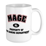 Ascension time mages! Mage: Property of the Gaming Dept.