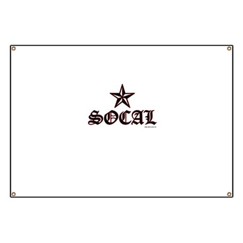 Current events Banner by CafePress