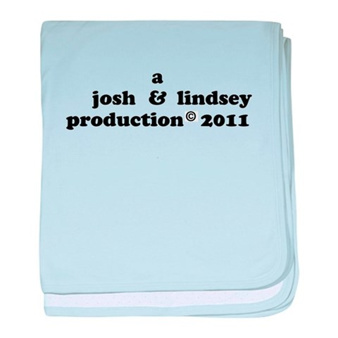 Baby Production  Funny baby blanket by CafePress