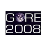 Earth Gore 2008 Refrigerator Magnet