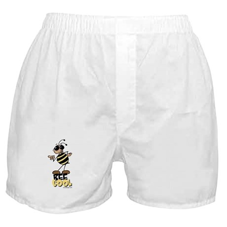 Cool Shorts - Bee Cool Boxer Shorts
