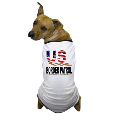US Border Patrol Dog T-Shirt