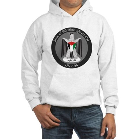 Product Image of State of Palestine UN 194 Hooded Sweatshirt
