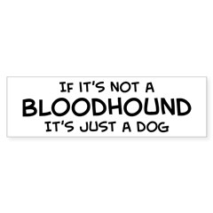 If it's not a Bloodhound