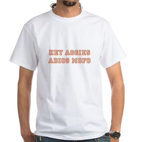 Product Image of Hey Aggies T-Shirt