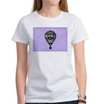 Collect Moments Not Things Air Balloon Des T-Shirt