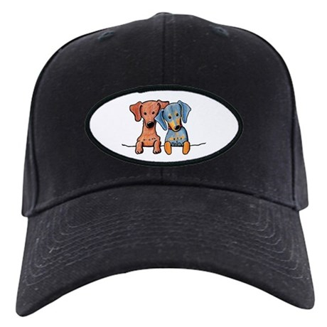 57726877v 100x100 Front Doxie Pocket Pair Black Cap