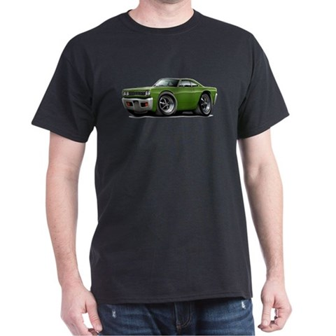 Product Image of 1968 Roadrunner Ivy Car Dark T-Shirt