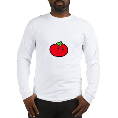 Happy Tomato Long Sleeve T-Shirt