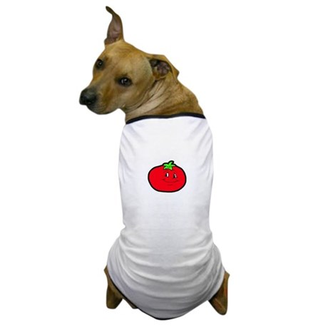 Happy Tomato Dog T-Shirt