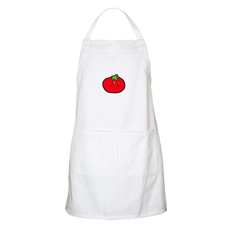Happy Tomato BBQ Apron