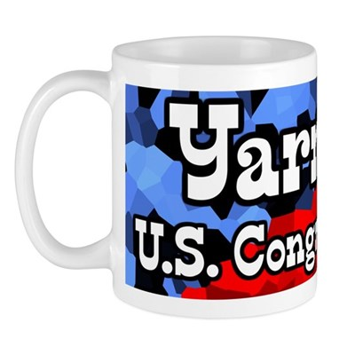 Yarmuth for Congress Coffee Mug