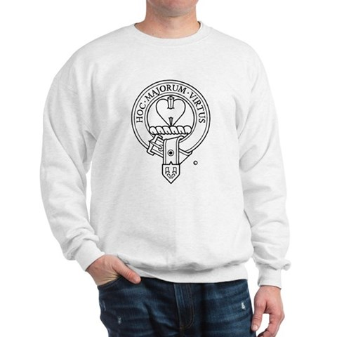Clan Logan   Sweatshirt by CafePress