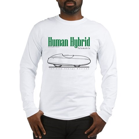 Product Image of Velomobile Long Sleeve T-Shirt