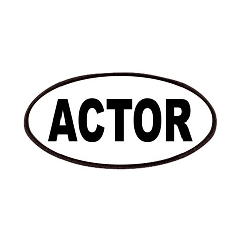 Actor  Movie Patches by CafePress