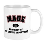 Mage. Property of the Gaming Dept. Look out WoW players, the mages are amassing.