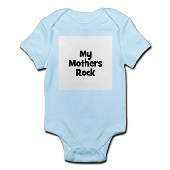 My Mothers Rock Infant Creeper