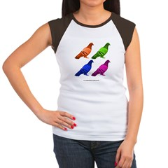 Pigeon Blog Warhol T Shirt