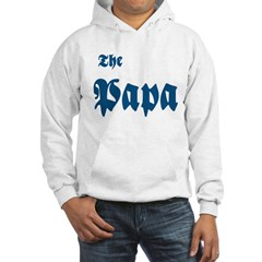 Big and Bold The Papa Hooded Sweatshirt