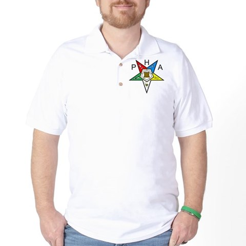 Product Image of PHA Eastern Star Golf Shirt