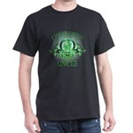 I Wear Green for my Uncle (fl T-Shirt