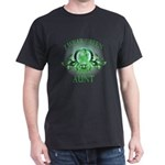 I Wear Green for my Aunt (flo T-Shirt