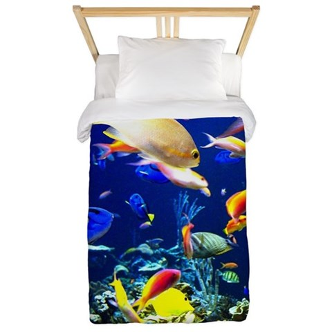 Twin Duvet by CafePress