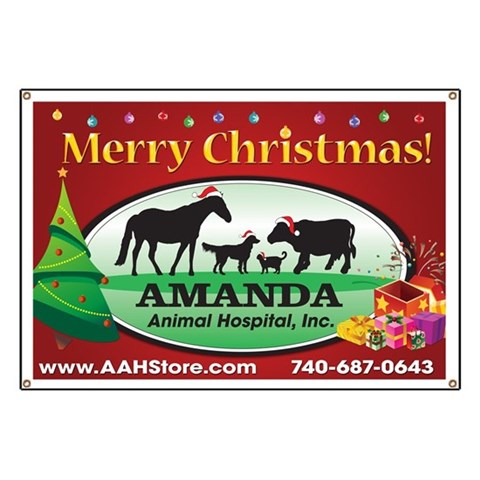AAH   Banner by CafePress