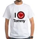 I Love Tommy Brothers & Sisters Shirt